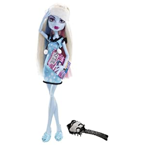Monster High Dead Tired Abbey Bominable Doll