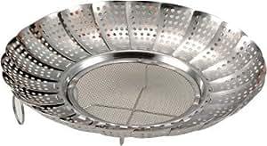 パール金属  あったか鍋 フリーサイズ蒸し器 H-5081
