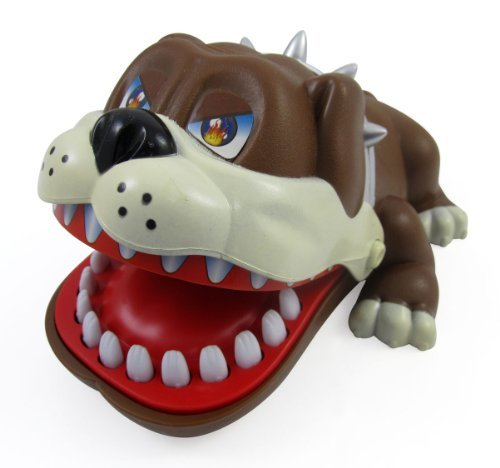 Luck Dog Bulldog Dentist Game for kids (Dog More Fun Than Crocodile)