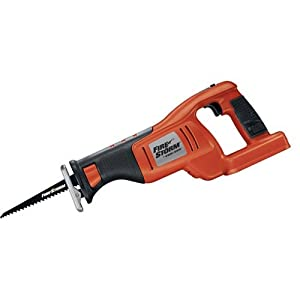 Black & Decker FireStorm 18 Volt FS18RS Cordless Reciprocating Saw (Bare tool - No Battery)