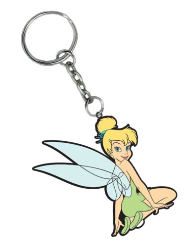 Disney Fairies Keychain (1) (Lime) Party Accessory - 1