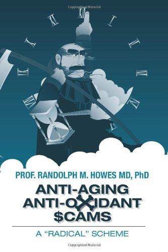 Anti-aging Anti-oxidant Scams: A