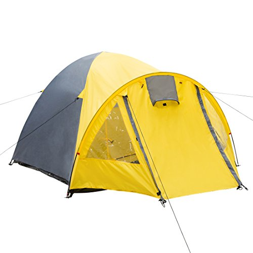 Ultrasport Tenda da Campeggio / Tenda a Cupola Arizona per 3 Persone
