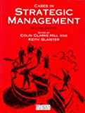 img - for Cases in Strategic Management book / textbook / text book