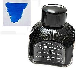 Diamine Florida Blue Bottled Ink