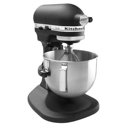 KitchenAid KP26M1XBK Professional 600 Series 6-Quart Stand Mixer, Imperial Black (Kitchenaid Imperial Black compare prices)