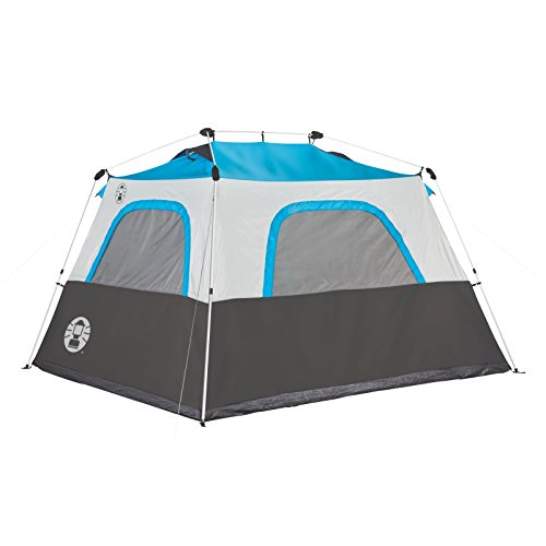 4 Person Instant Tent : New coleman instant cabin person tent inch free shipping