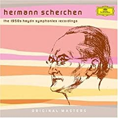 Scherchen:the 1950s Haydn Symphonies Recordings