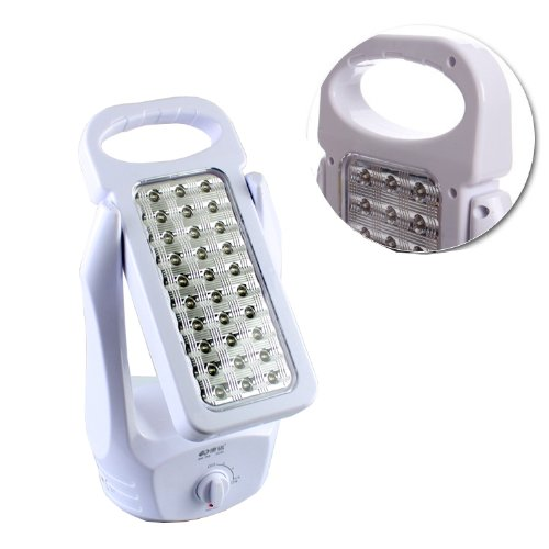Kms Emergency 60 Led Lamp Light Lantern Rechargeable For Camping Family Market