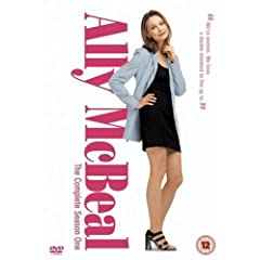 Ally McBeal: The Complete Season One [Region 2 Import -Non USA Format]