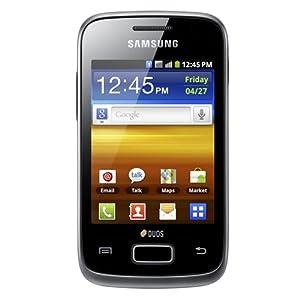 Samsung GT-S6102 Galaxy Y DUOS - Unlocked Phone - US Warranty - Black