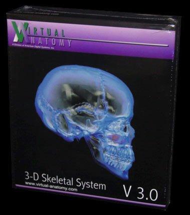 Virtual Anatomy 3-D Skeletal System Version 3.0
