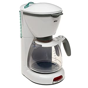 47c5487acee Braun Coffe Makers on Amazon Com Theo Klein Braun Toy Coffee Maker Toys  Games