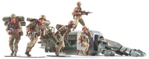 UC HARDGRAPH E.F.G.F. Anti MS Squad SET 1/35 MODEL KIT