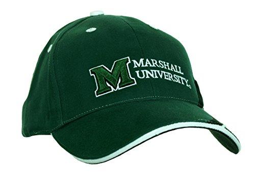 NCAA Marshall University Adjustable Cap (New York Yankees Hoodie Zipper compare prices)