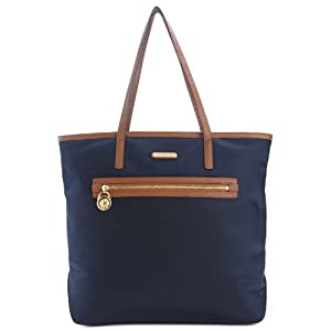 Michael Kors Kempton Large East West Navy Tote