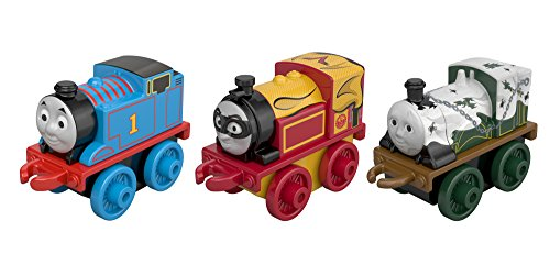 Fisher-Price Thomas the Train Minis 3-pack #4 - 1