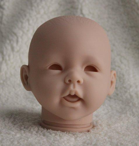 Lifelike soft vinyl reborn doll kits(dk-14)