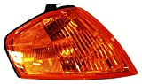 TYC 18-5361-00 Mazda Front Passenger Side Replacement Parking/Signal/Side Marker Lamp Assembly