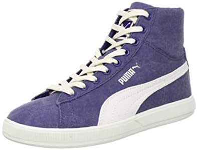 Puma Archive Lite Mid WashedCanvas RT 355894, Unisex-Erwachsene Sneaker, Blau (twilight blue-whisper white 03), EU 39 (UK 6) (US 7)