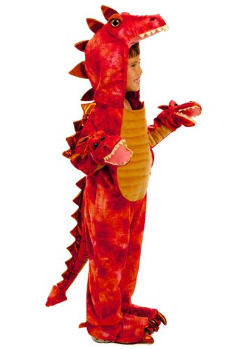 Baby Boys' Hydra Red Dragon Costume