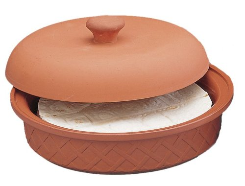 Fox Run Terra Cotta Tortilla Warmer
