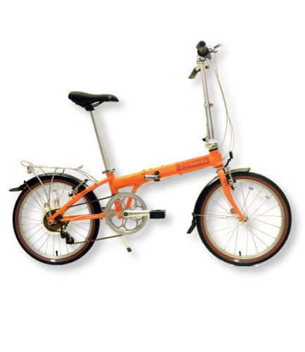 Lowest Price! Dahon Speed D7 Folding Bike, One Size