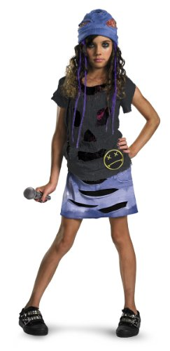 Grunge Spirit Girls Halloween Costume Size XL (14-16)