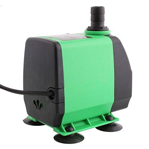 Mvpower pompe a eau submersible pompe pour aquarium for Pompe fontaine a eau