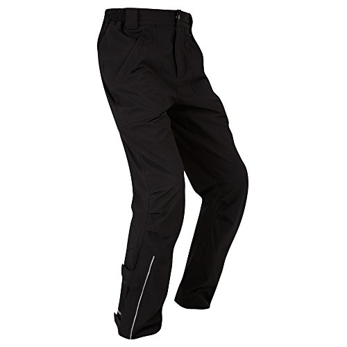 Tenn Mens Driven 5K Waterproof/Breathable Cycling Trousers - Black - Med (Rain Pants Bike compare prices)