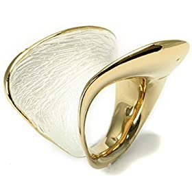 ... Gold Plated Women's Sterling Silver Fashion Ring | Wedding Rings Sets