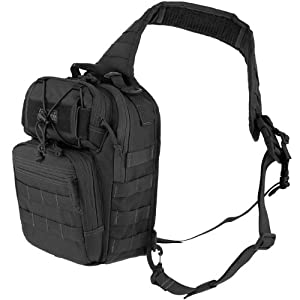 Maxpedition Lunada Gearslinger, Black