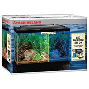 Marineland aquaria amlpfk20b biowheel for 20 gallon fish tank kit