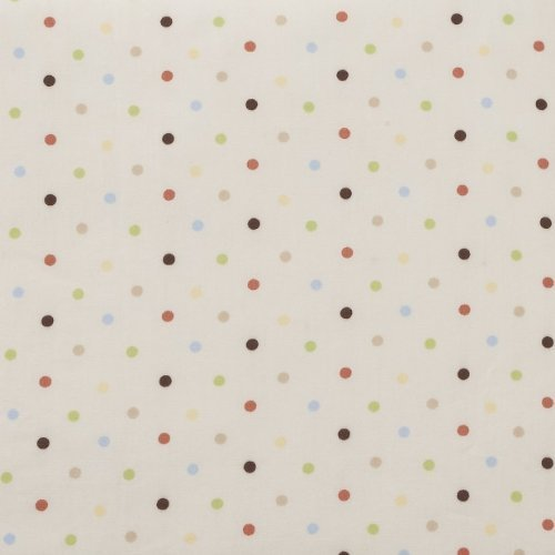 Circo® Crib Sheet - Multicolor Dots