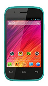 Wiko Ozzy Smartphone USB Android 4.2.2 Jelly Bean 4 Go Bleu Turquoise