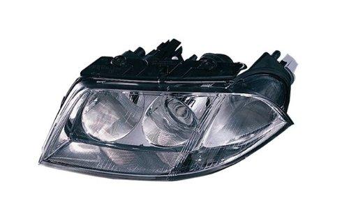 Volkswagen Passat Replacement Headlight Assembly (Halogen) - 1-Pair (01 Vw Passat Headlight Assembly compare prices)