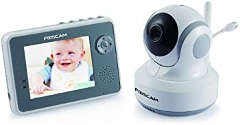 Foscam FBM3501 Digital Video Baby Monitor