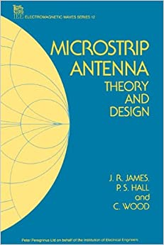 Microstrip Antenna Theory and Design (Electromagnetics and
