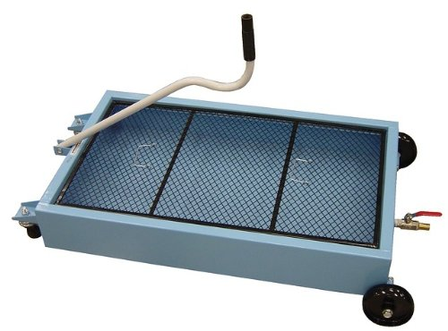 Power Products Stop15 15 Gallon Wheeled Low Profile Metal