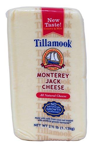 Tillamook モントレージャックチーズ 1.13kg