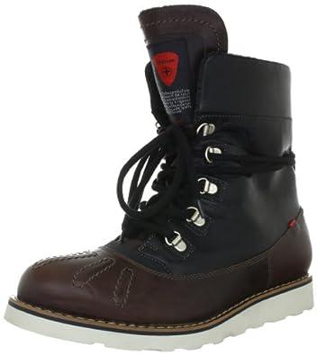 Strellson Ben Mid Lace 1 62/22/06381, Herren Boots, Beige (cognac/black 789), EU 40 (UK 6.5) (US 6.5)
