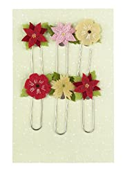 Martha Stewart Crafts Woodland Paper Clips
