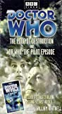 Doctor Who - Edge of Destruction & The Pilot Episode (Part II) [VHS]