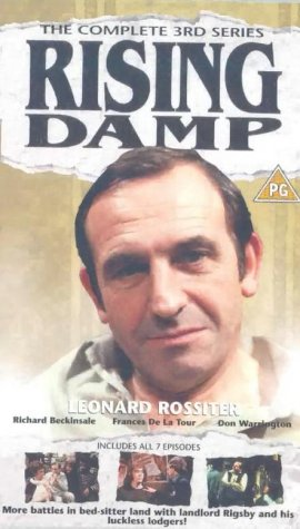 Rising Damp - Complete Series 3 [VHS] [1974]
