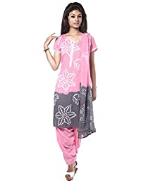 NITARA Women's Cotton Stitched Salwar Suit Sets - B01AJK61FS
