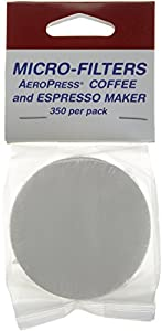 Replacement Filters for Aeropress (2450 pk) from AeroPress