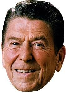 Ronald Regan Face Mask