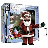 The Muppets Exclusive Action Figure Swedish Chef in Santa Suit