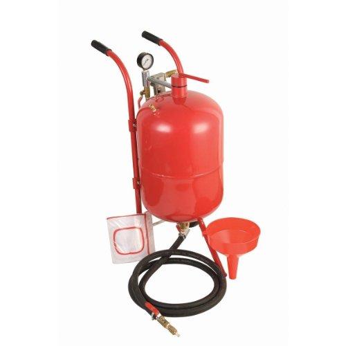 New-10-Gallon-Portable-Air-Sandblaster-Sand-Blaster-Kit-High-Pressure-Tank