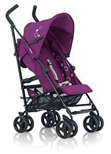 Inglesina 2013 Swift Stroller, Lampone Purple (Discontinued by Manufacturer)